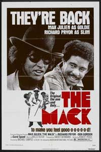The Mack - 11 x 17 Movie Poster - Style C