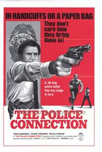 Police Connection - 27 x 40 Movie Poster - Style A