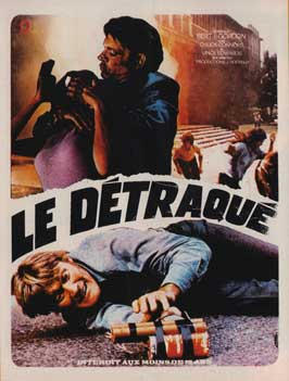 Police Connection - 11 x 17 Movie Poster - French Style A