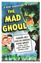 The Mad Ghoul - 11 x 17 Movie Poster - Style A