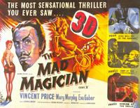 The Mad Magician - 11 x 14 Movie Poster - Style A