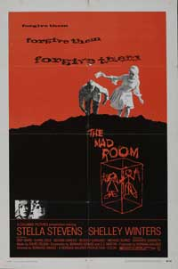 Mad Room - 27 x 40 Movie Poster - Style B