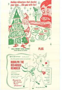 The Magic Christmas Tree - 27 x 40 Movie Poster - Style B