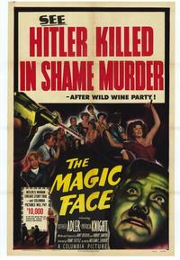 The Magic Face - 27 x 40 Movie Poster - Style A