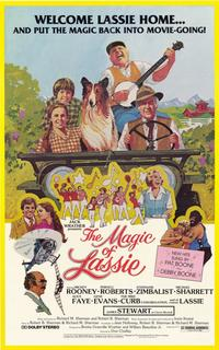 Magic of Lassie - 11 x 17 Movie Poster - Style A