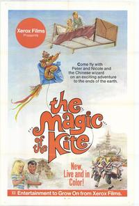 The Magic of the Kite - 27 x 40 Movie Poster - Style A