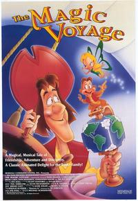 The Magic Voyage - 11 x 17 Movie Poster - Style A