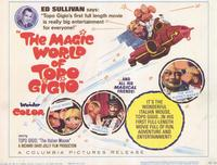 The Magic World of Topo Gigio - 11 x 14 Movie Poster - Style A