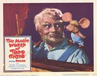 The Magic World of Topo Gigio - 11 x 14 Movie Poster - Style F