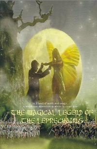 The Magical Legend of the Leprechauns - 43 x 62 Movie Poster - UK Style A