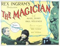 The Magician - 11 x 14 Movie Poster - Style A