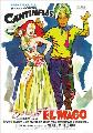 The Magician - 11 x 17 Movie Poster - Spanish Style A