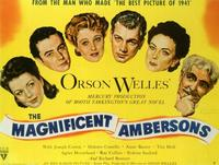 The Magnificent Ambersons - 11 x 17 Movie Poster - Style B
