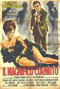 The Magnificent Cuckold - 27 x 40 Movie Poster - Style A