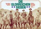 The Magnificent Seven - 11 x 17 Movie Poster - German Style B