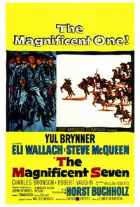 The Magnificent Seven - 27 x 40 Movie Poster - Style A