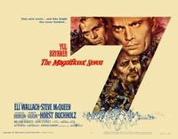 The Magnificent Seven - 22 x 28 Movie Poster - Half Sheet Style A