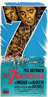 The Magnificent Seven - 20 x 40 Movie Poster - Style A