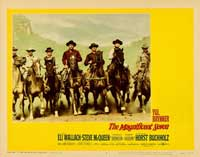 The Magnificent Seven - 11 x 14 Movie Poster - Style O
