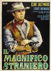 The Magnificent Stranger - 11 x 17 Movie Poster - Italian Style A