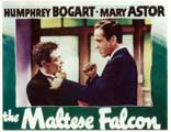 The Maltese Falcon - 11 x 14 Poster French Style B