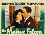 The Maltese Falcon - 11 x 14 Movie Poster - Style K