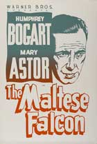 The Maltese Falcon - 11 x 17 Movie Poster - Style N