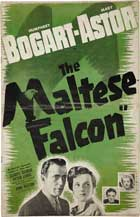 The Maltese Falcon - 11 x 17 Movie Poster - Style O