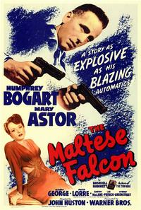 The Maltese Falcon - 11 x 17 Movie Poster - Style B