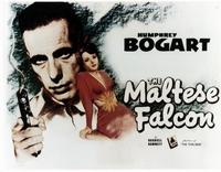 The Maltese Falcon - 11 x 14 Poster French Style C