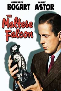 The Maltese Falcon - 11 x 17 Movie Poster - Style J