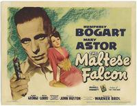 The Maltese Falcon - 11 x 14 Movie Poster - Style B