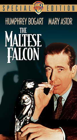 The Maltese Falcon - 11 x 17 Movie Poster - Style M