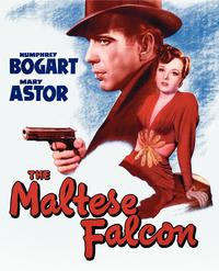 The Maltese Falcon - 27 x 40 Movie Poster - Style G