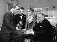 The Maltese Falcon - 8 x 10 B&W Photo #25