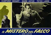 The Maltese Falcon - 11 x 14 Poster Italian Style C
