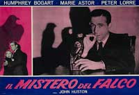 The Maltese Falcon - 11 x 14 Poster Italian Style D