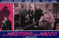 The Maltese Falcon - 11 x 14 Poster Italian Style E