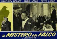 The Maltese Falcon - 11 x 14 Poster Italian Style F