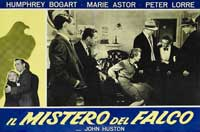 The Maltese Falcon - 11 x 14 Poster Italian Style H