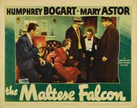 The Maltese Falcon - 11 x 14 Movie Poster - Style J