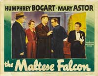 The Maltese Falcon - 11 x 14 Movie Poster - Style M