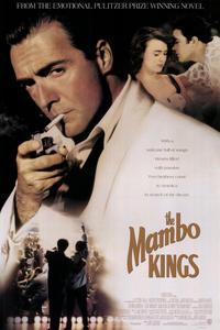 The Mambo Kings - 11 x 17 Movie Poster - Style A