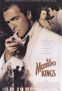 The Mambo Kings - 43 x 62 Movie Poster - Bus Shelter Style A