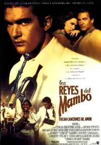 The Mambo Kings - 11 x 17 Movie Poster - Spanish Style A