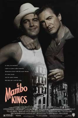 The Mambo Kings - 11 x 17 Movie Poster - Style B
