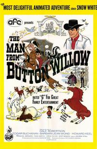The Man From Button Willow - 11 x 17 Movie Poster - Style A