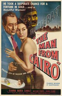 The Man from Cairo - 11 x 17 Movie Poster - Style A