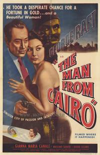 The Man from Cairo - 27 x 40 Movie Poster - Style A