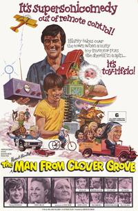 The Man From Clover Grove - 11 x 17 Movie Poster - Style A